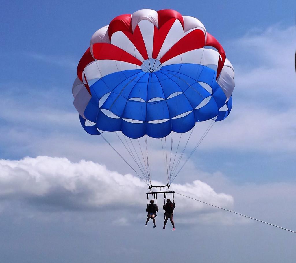 parasailingright