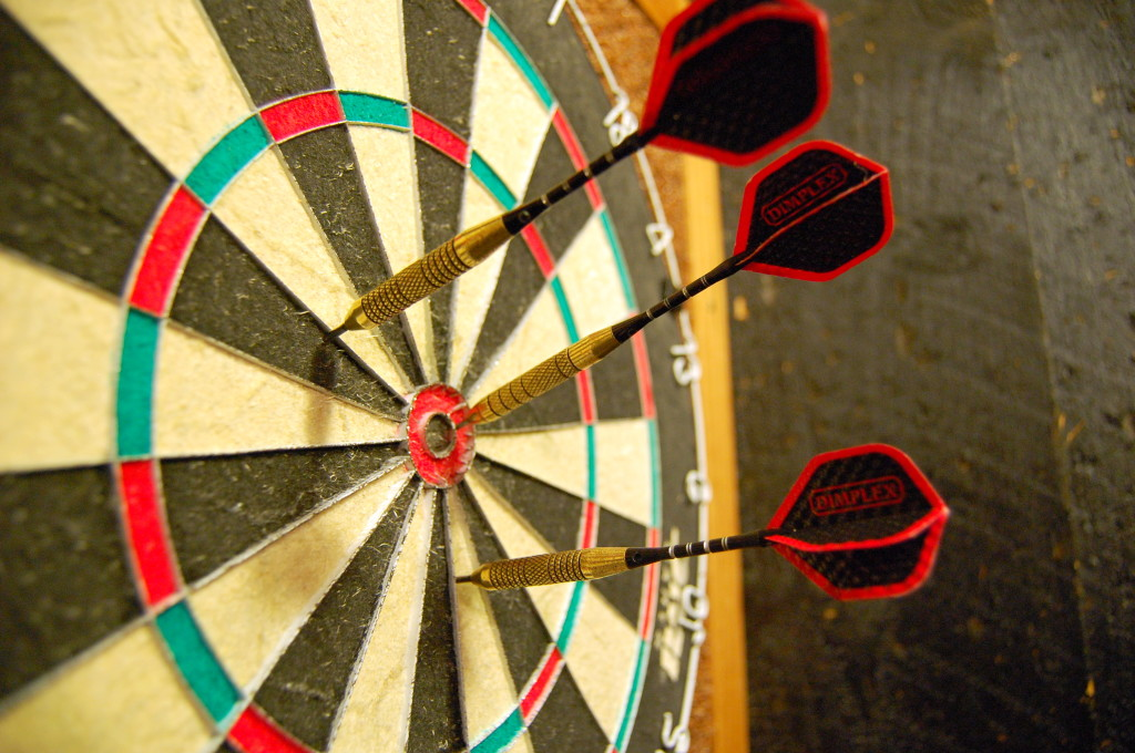 Darts_in_a_dartboard